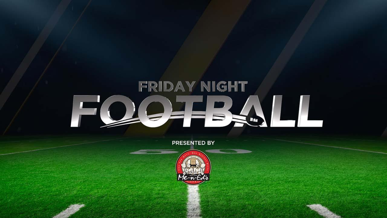 Friday Night Football - Week 8