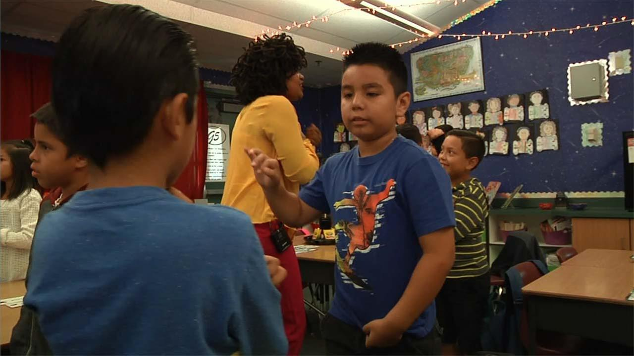 A Fresno Unified teacher is using a unique and engaging method to help her students learn.