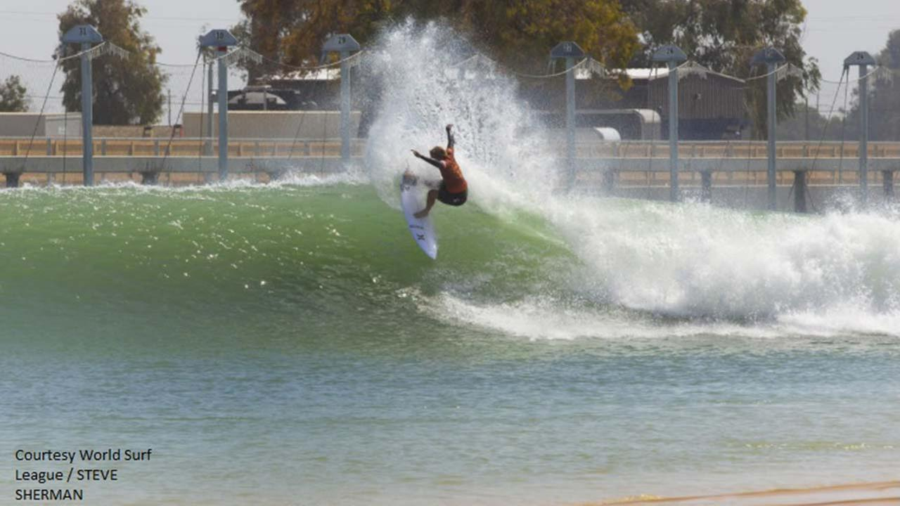 Huge leap for competitive surfing ... in Lemoore!