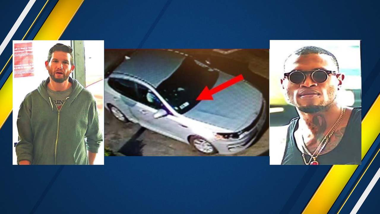 Los Banos Police seek help locating serial bank robbery suspects