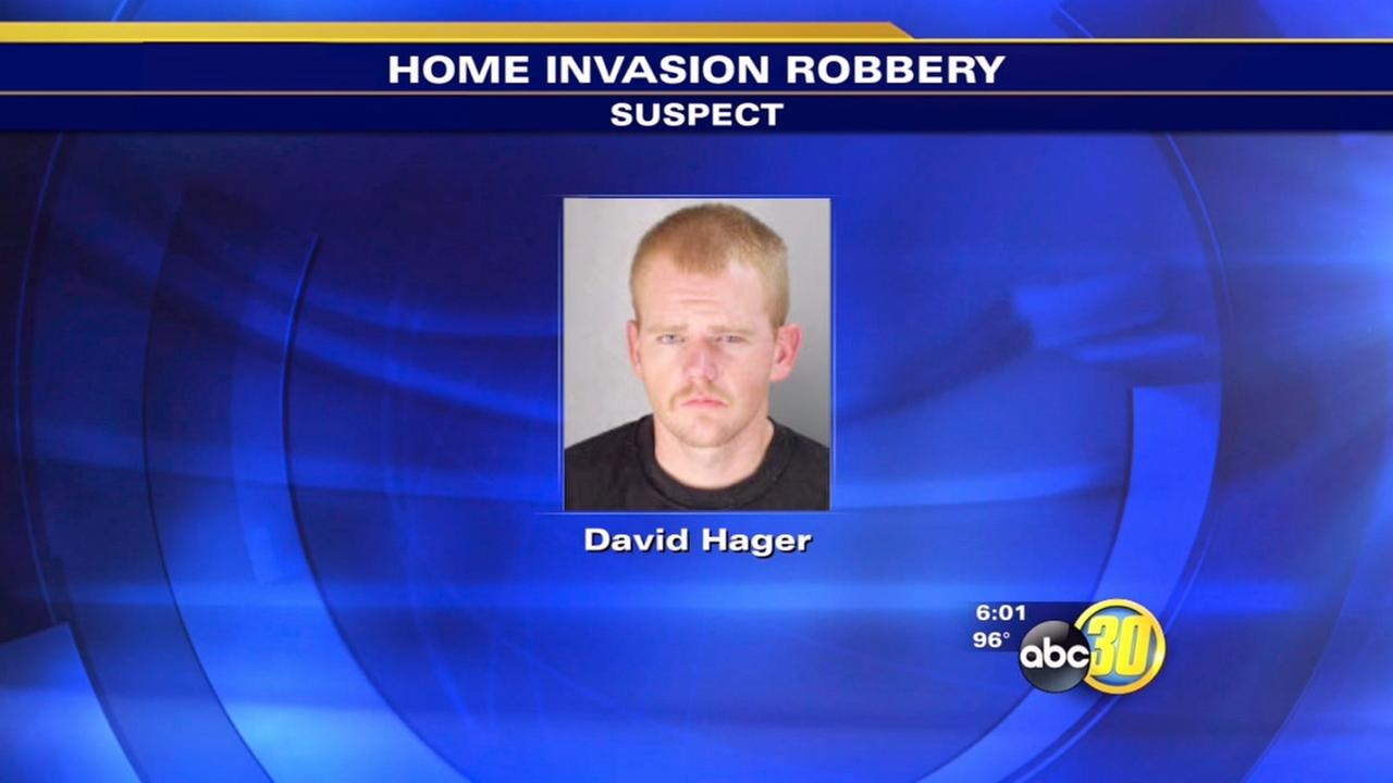 Tulare County home-invasion robbery - 1