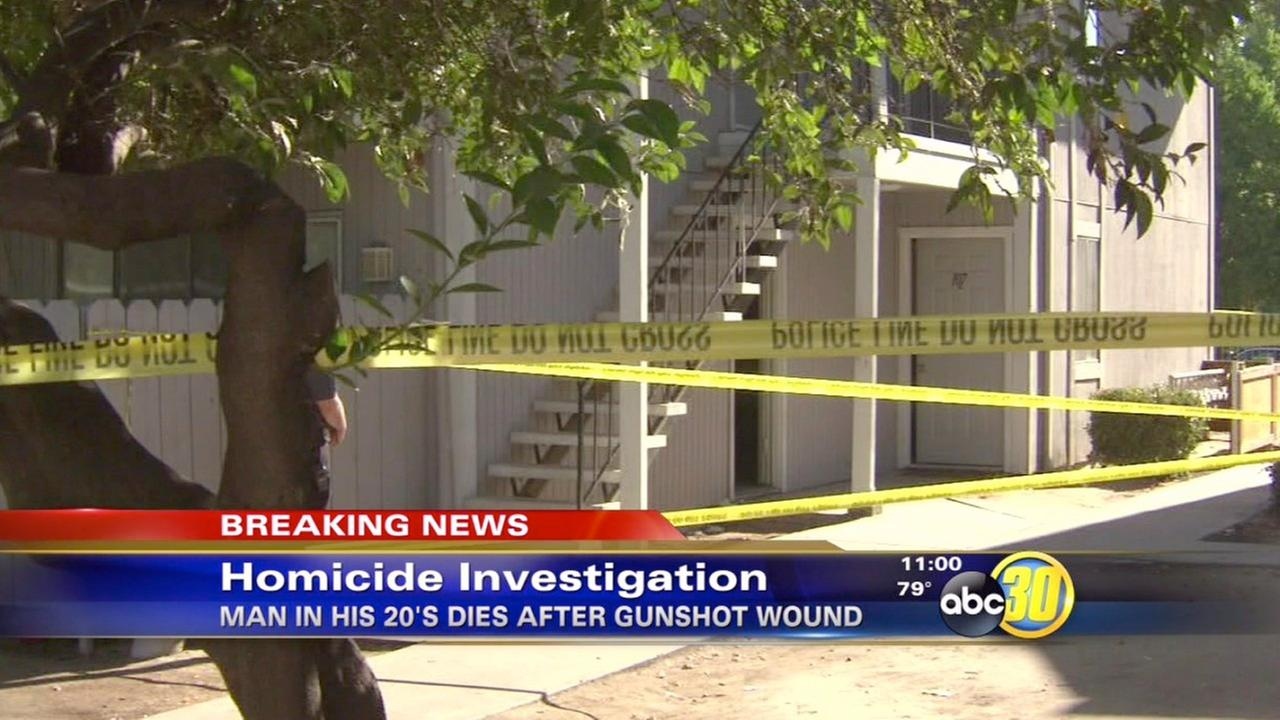 Man dies after being found shot in apartment near Fresno State