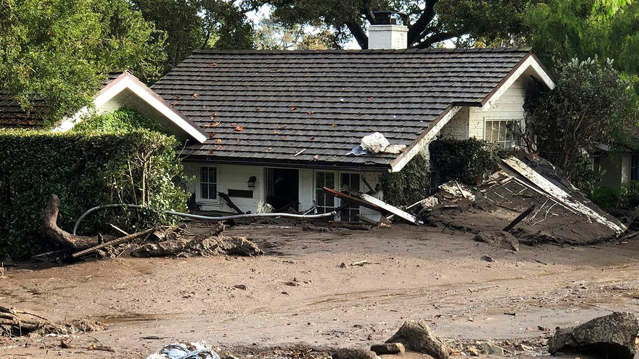 (Mike Eliason/Santa Barbara County Fire Department via AP)
