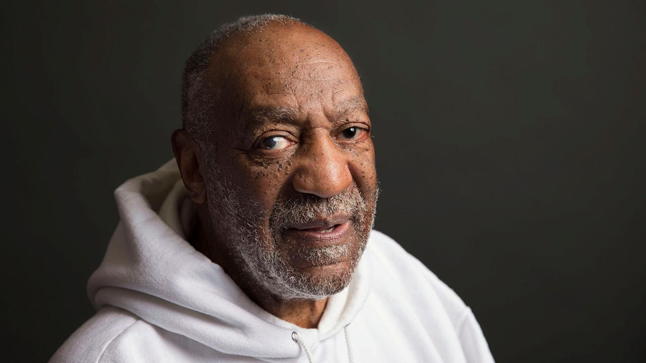 Actor-comedian Bill Cosby