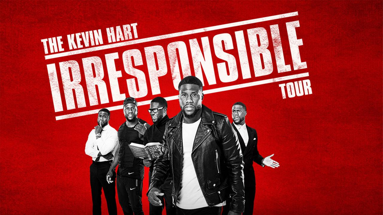 Kevin Hart to perform at the Civic Center