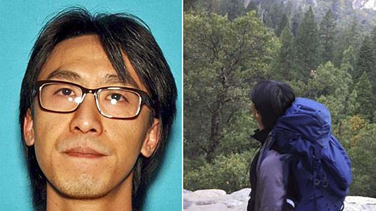 Alan Chow was last seen at the Hetch Hetchy entrance on February 17th.