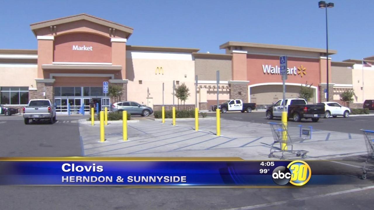 Clovis Walmart bomb threat