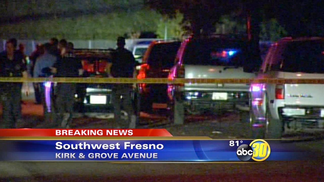 1 killed in SW Fresno officer-involved shooting