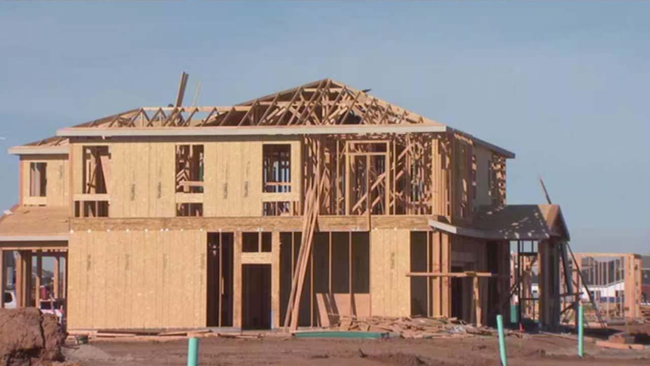 The sounds of construction are a positive sign for home developers in the Valley.