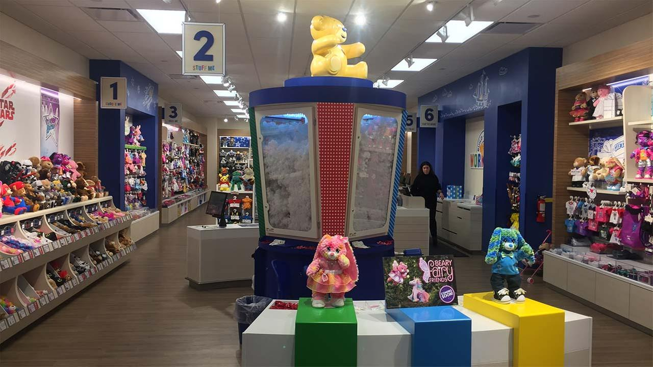 Build A Bear South County Mall