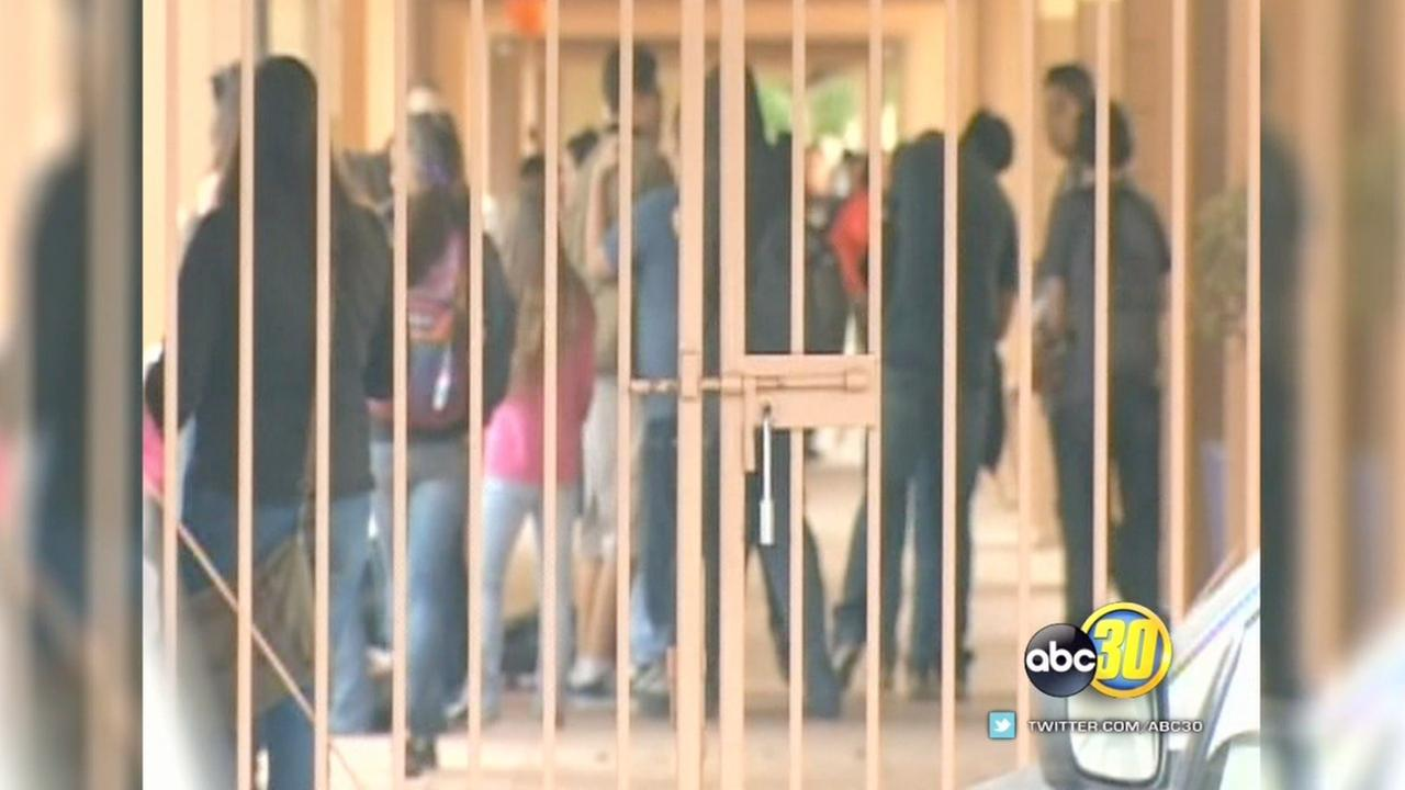 Retaliation concerns prompt police to up presence at Lemoore High School