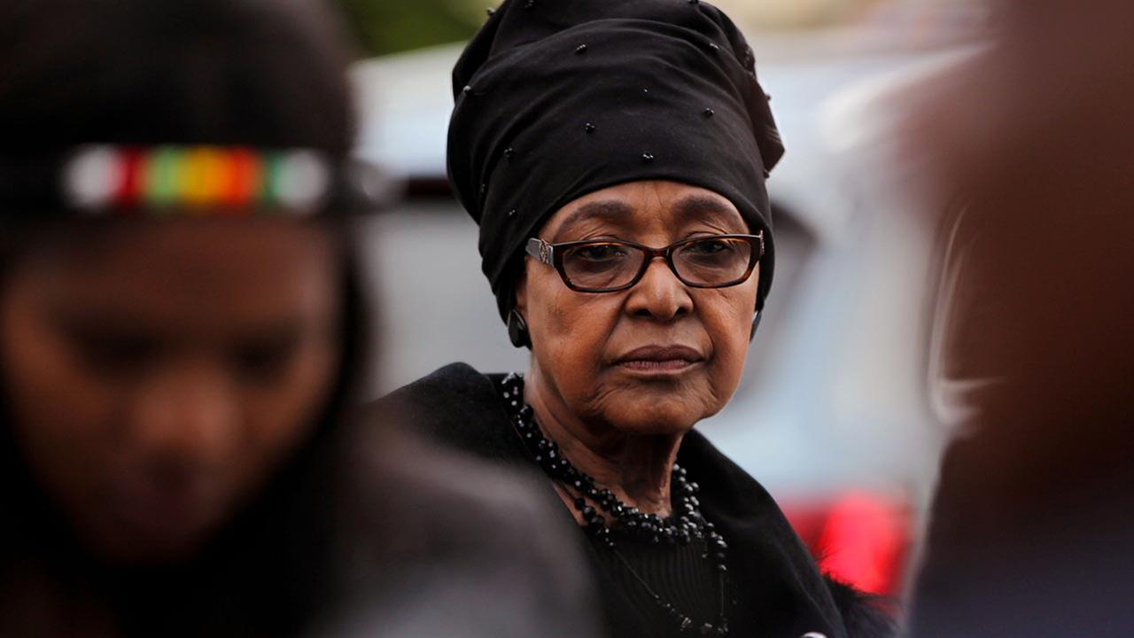 FILE: Winnie Madikizela-Mandela