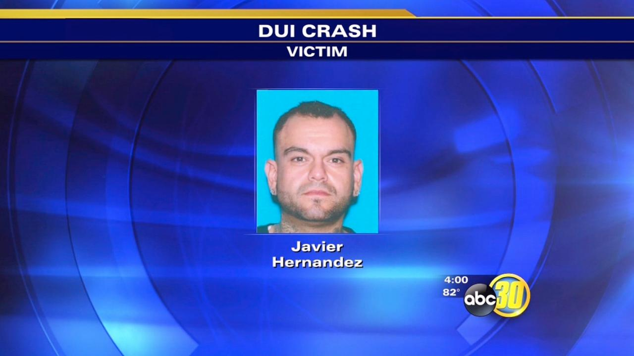 Coroner IDs man killed in suspected DUI crash near Reedley