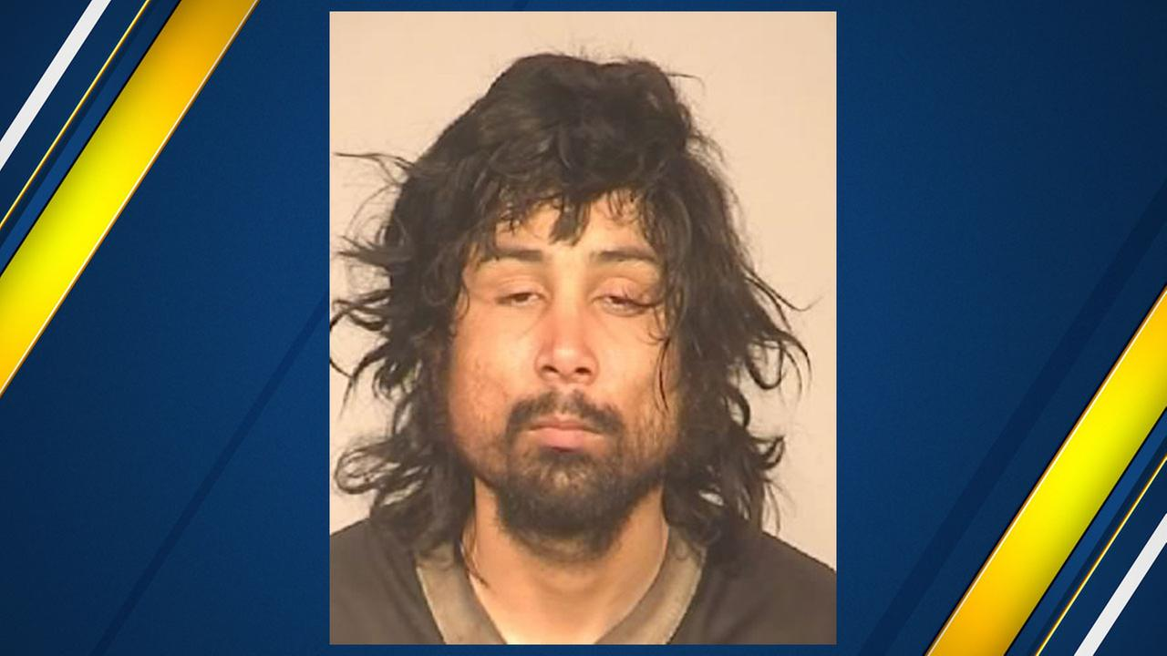 Joseph Navarro is accused of breaking into the Downtown Fresno Partnership and stealing a bicycle.