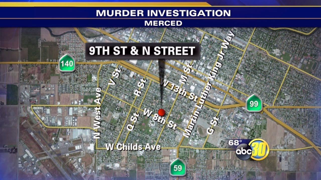 Merced homicide