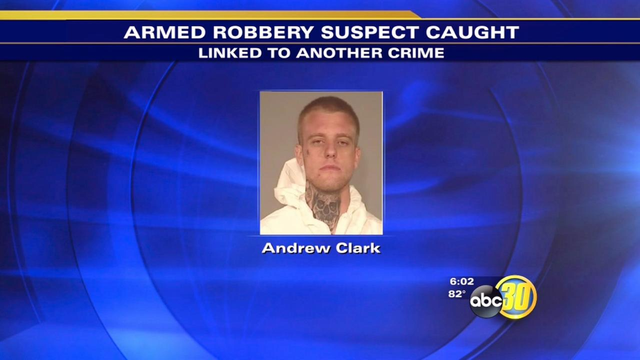 Fresno robbery suspect caught, linked to Madera burglary - 1