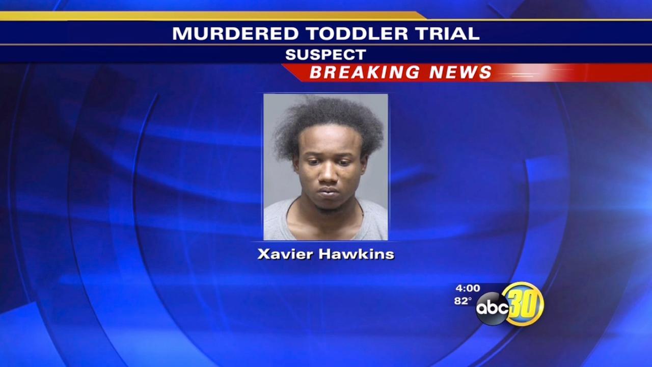 Xavier Hawkins
