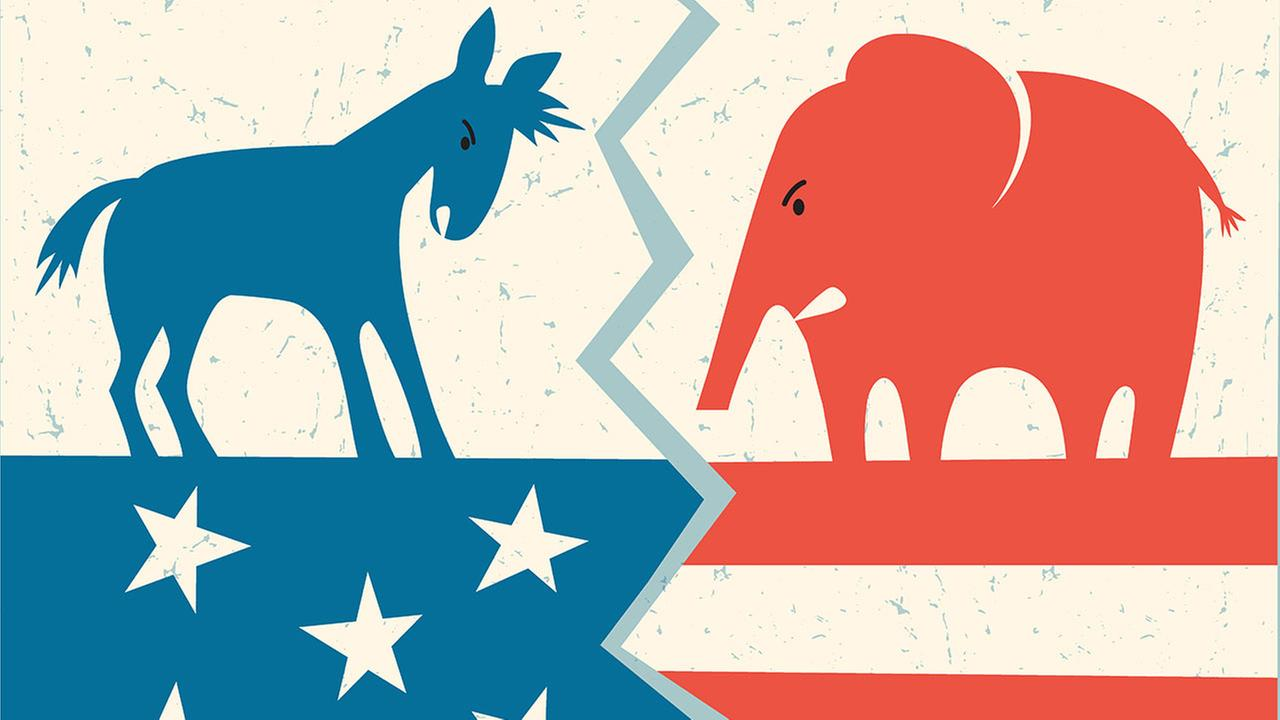 POLITICAL INSIDER: The Blue Splash