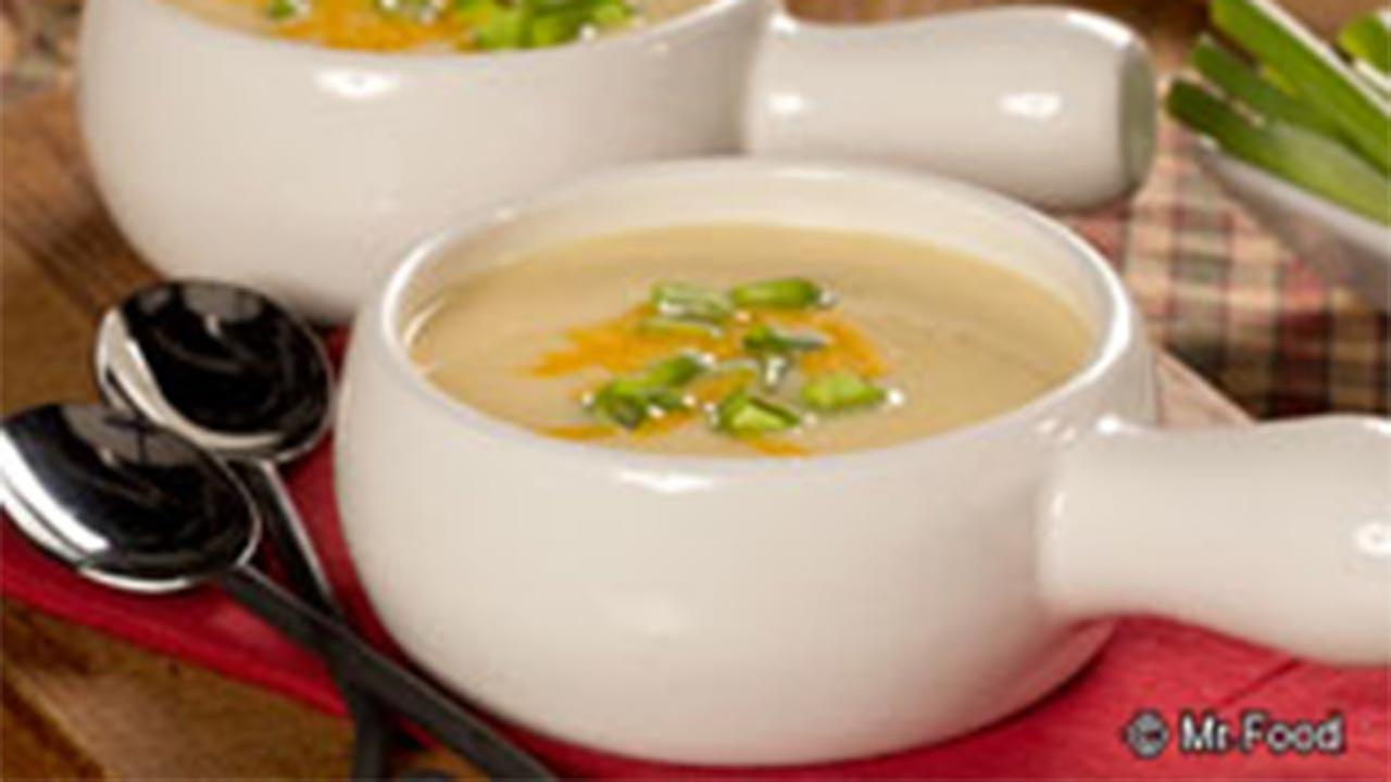 Cheesy Potato Soup recipe | abc30.com
