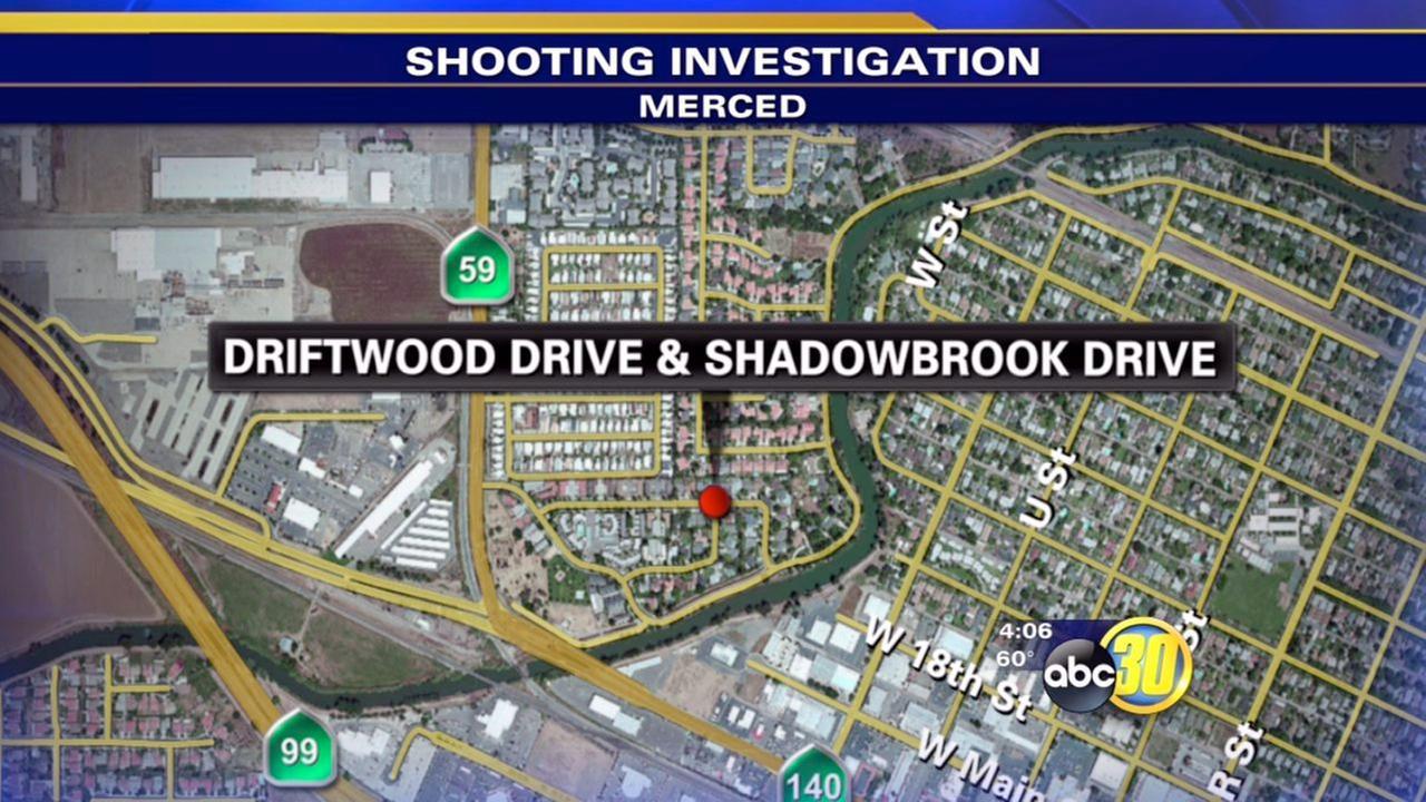 Merced Halloween party shooting leaves 2 injured