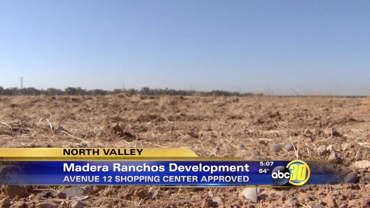 Proposed Madera Ranchos shopping center approved