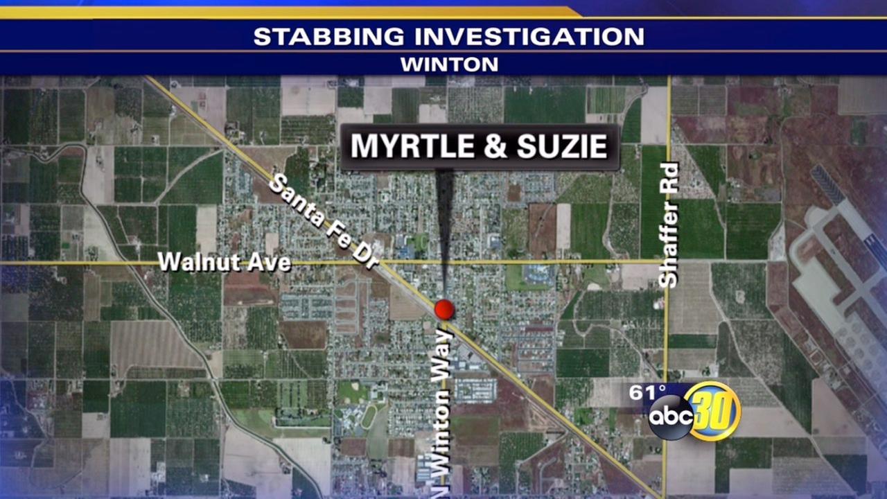 Winton stabbing