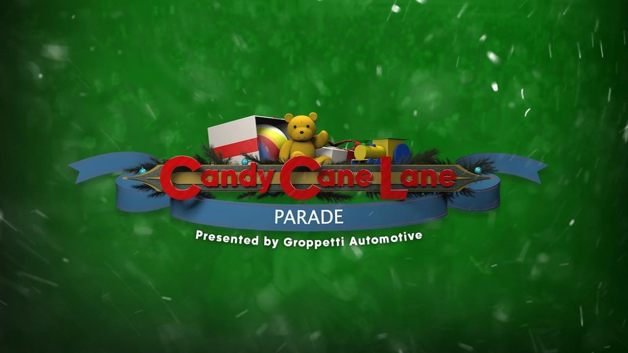 Candy cane lane parade abc30 com