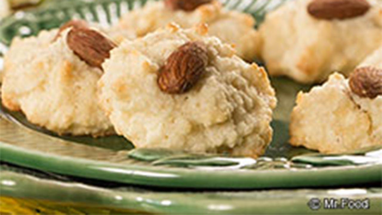 Angel Almond Cookies