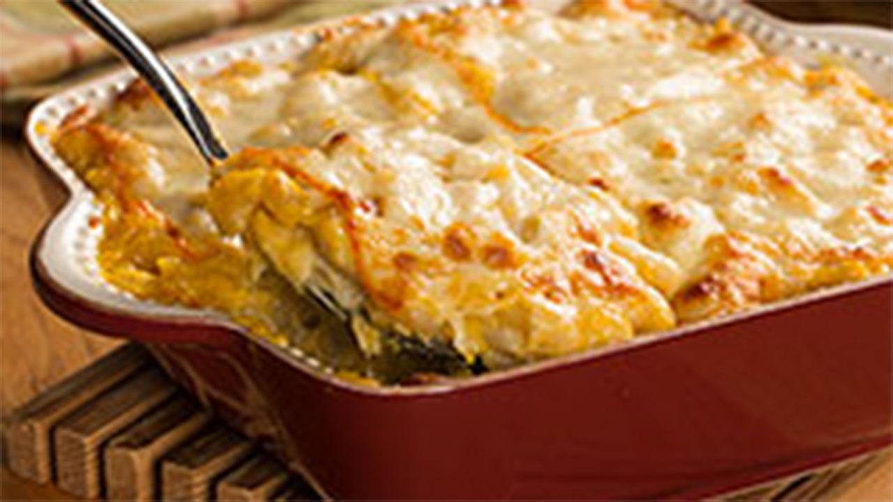 Three Cheese Macaroni and Cheese recipe | abc30.com