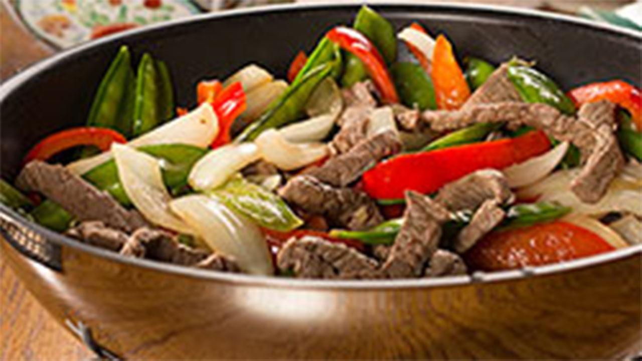5-Minute Beef Stir Fry
