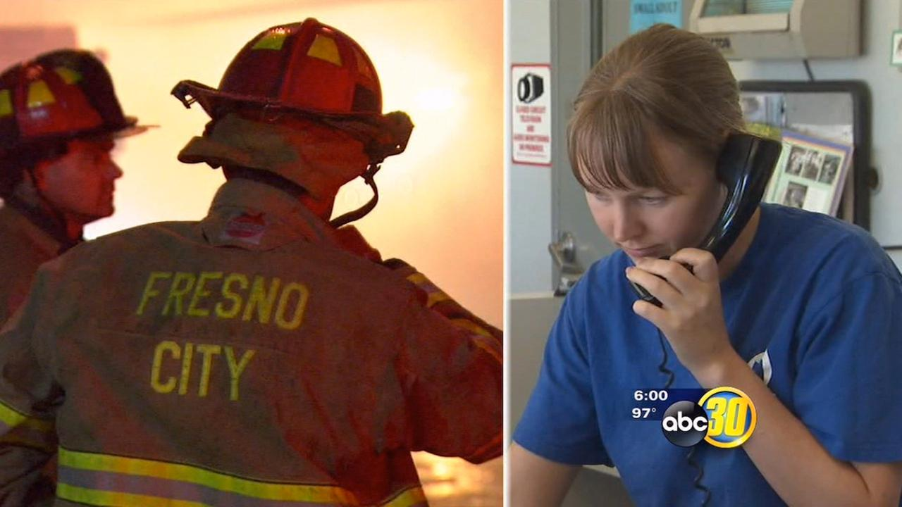 Fourth of July keeps Fresno firefighters, animal control workers busy