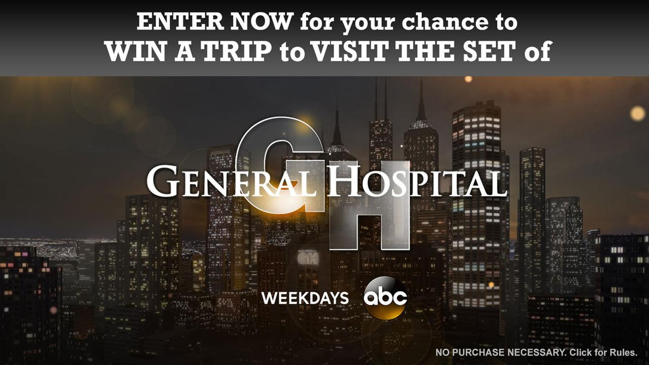 GH fans - enter for a chance to win a trip to LA