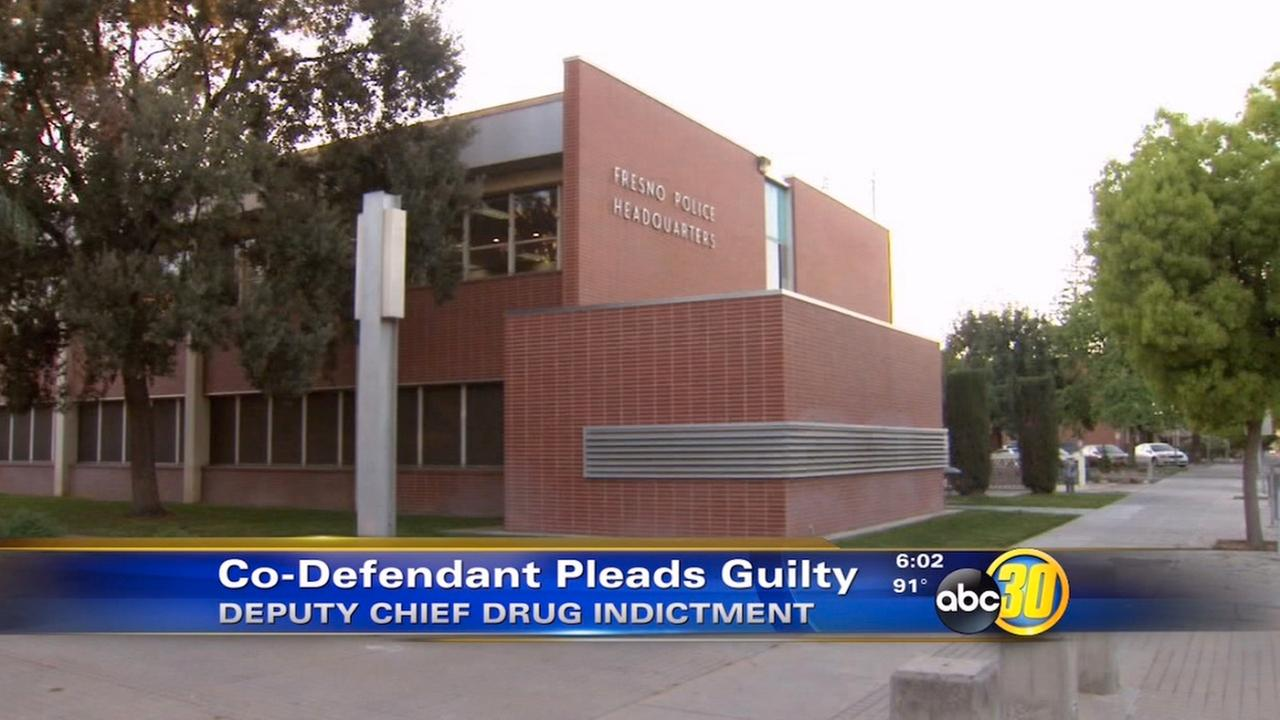 Defendant in drug case involving ex-Fresno police deputy chief pleads guilty