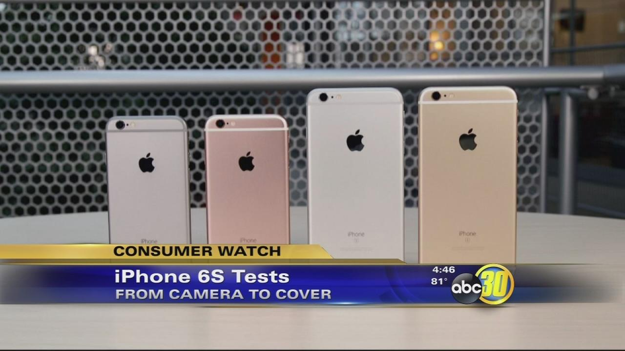 Consumer Reports puts the new iPhone 6s and 6s Plus to the test