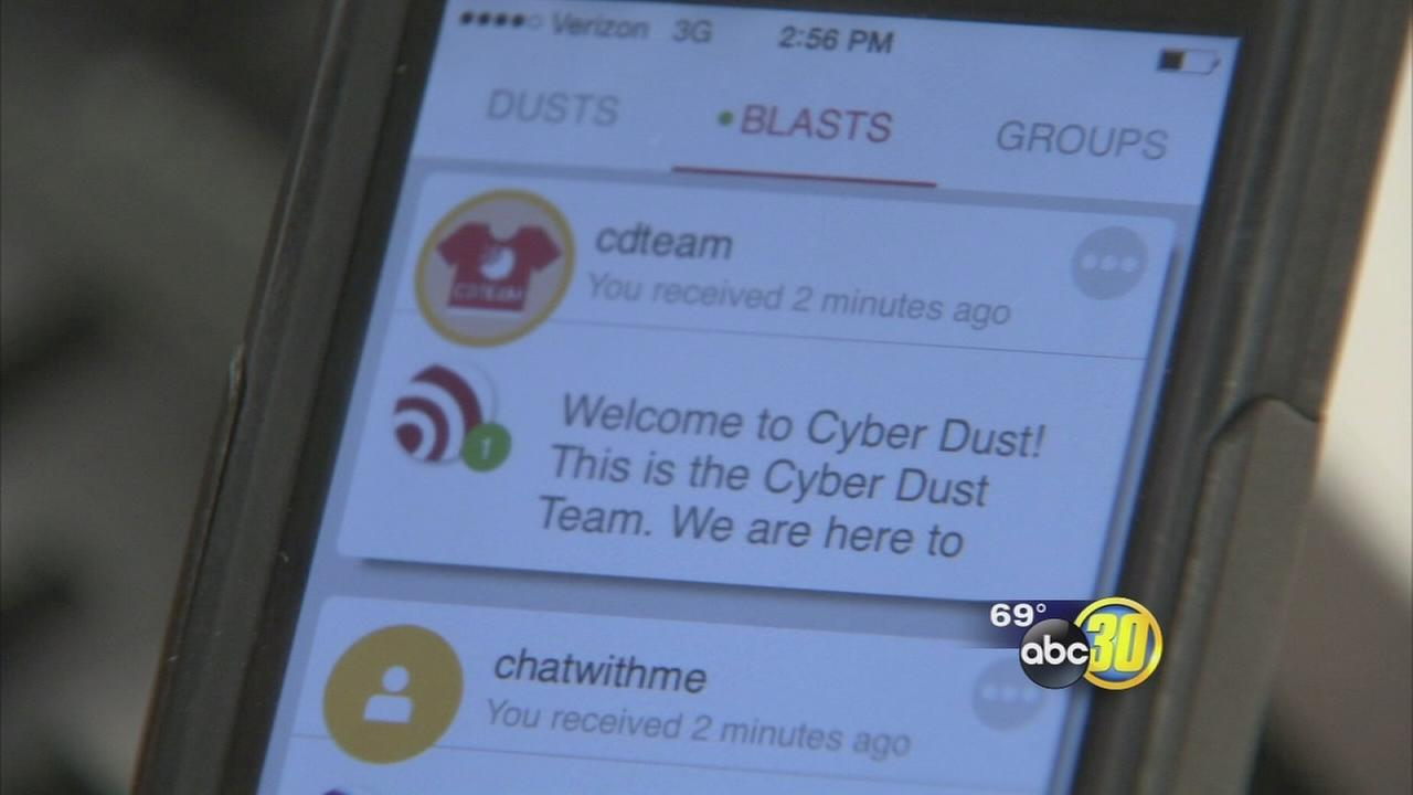 FUSD Superintendent Hanson admits to using Cyber Dust privacy app