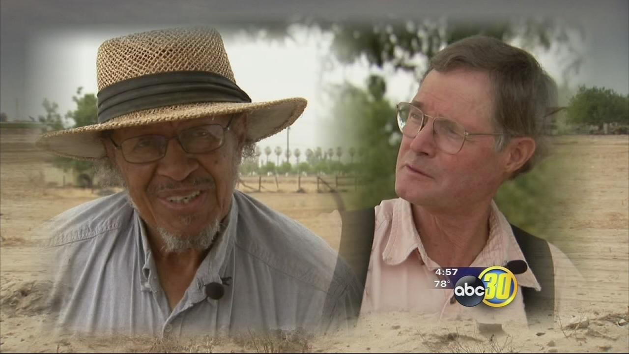 Drought hasnt dried up Fresno farmer?s generous spirit