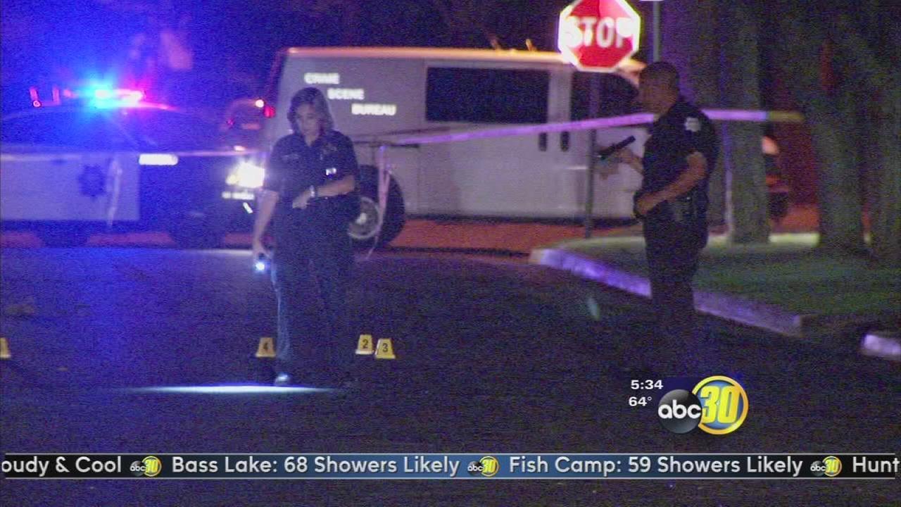 Man shot in East Central Fresno