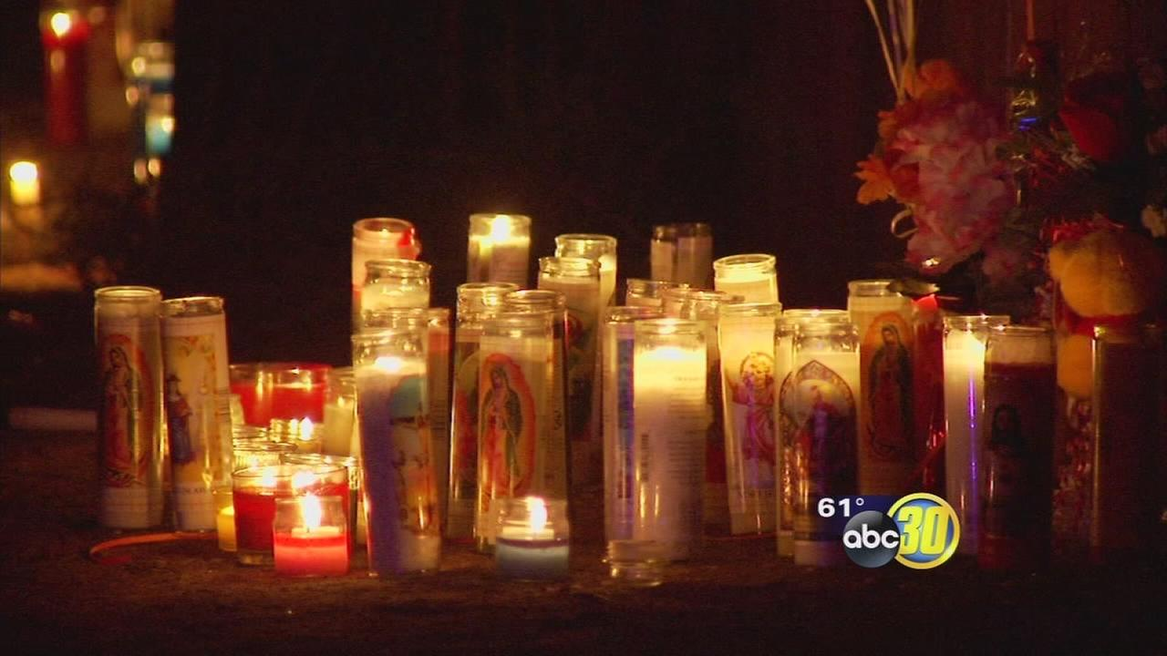 2 shot in a drive-by shooting during vigil for double homicide in Northwest Fresno