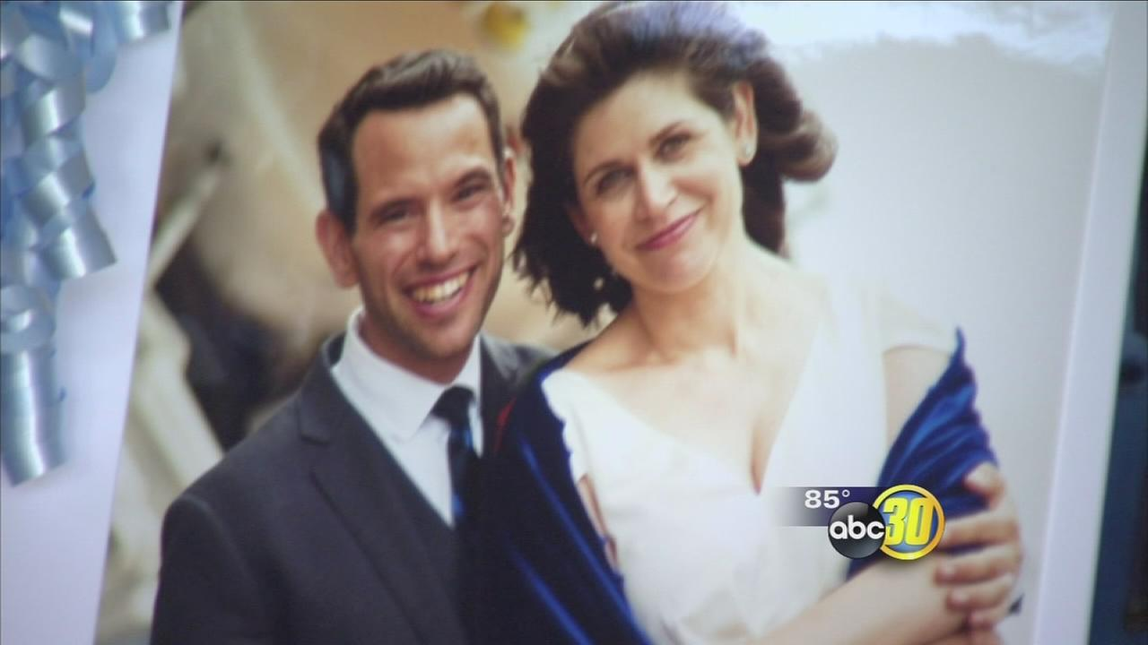 Tennis fundraiser held for Fresno mom in coma