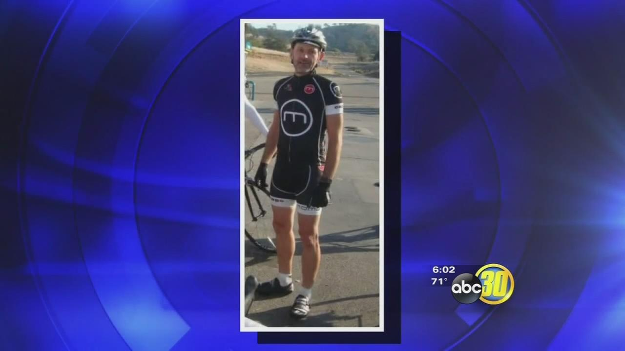 Fresno man dies from head injury in Sonoma County charity bike race