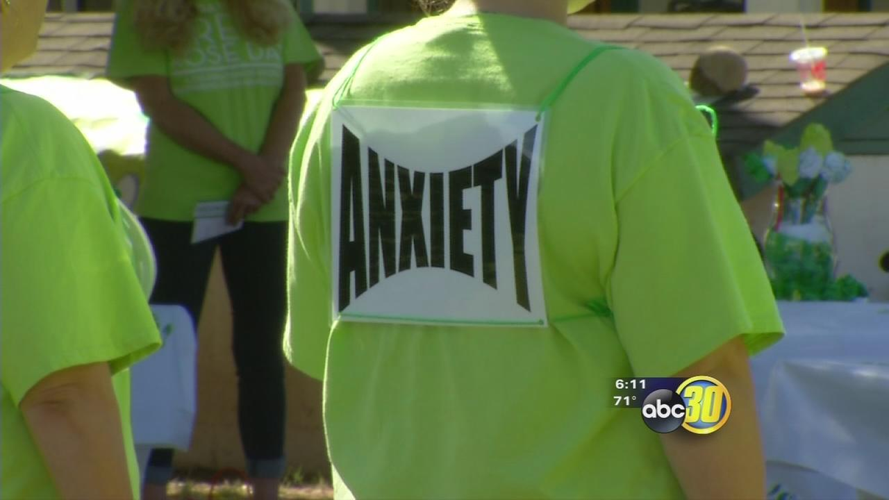 Local non-profit hosts Green Rose Day to celebrate mental illness recovery