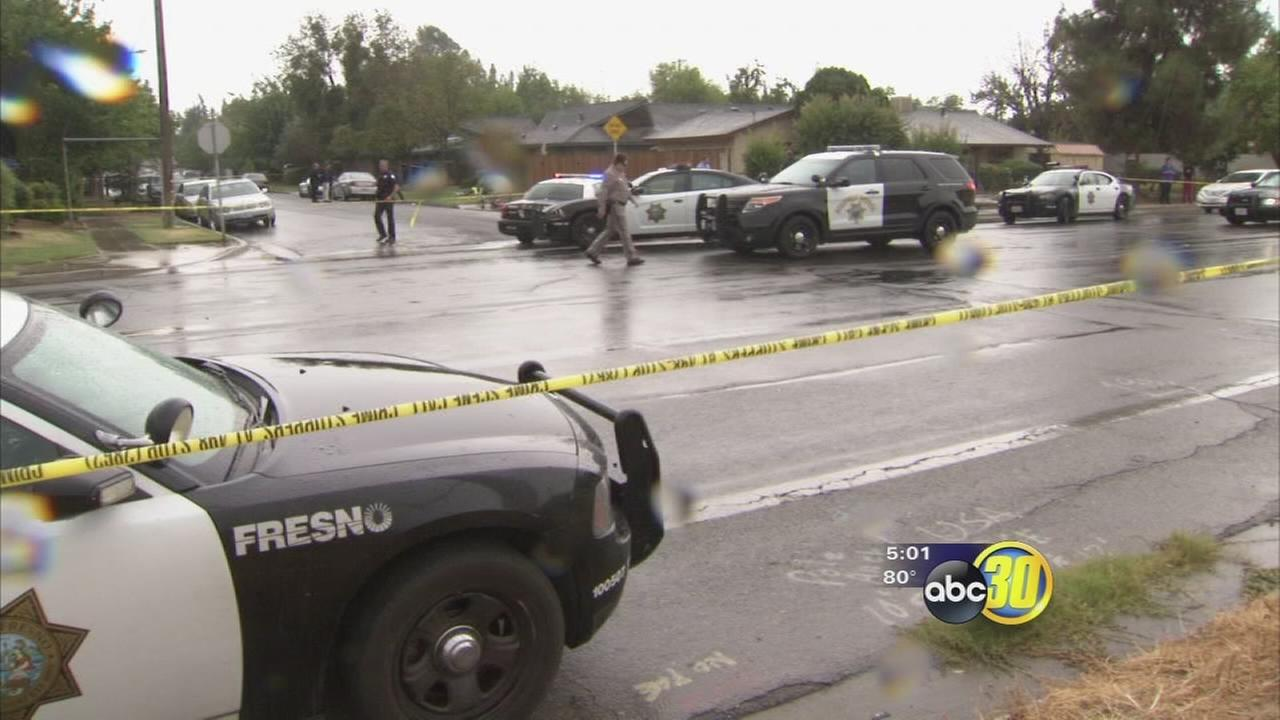 Fresno Police increase presence in Northwest Fresno after string of shootings