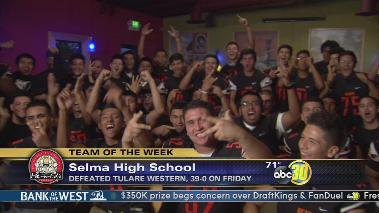 Me-N-Ed?s Team of the Week ? Selma Bears