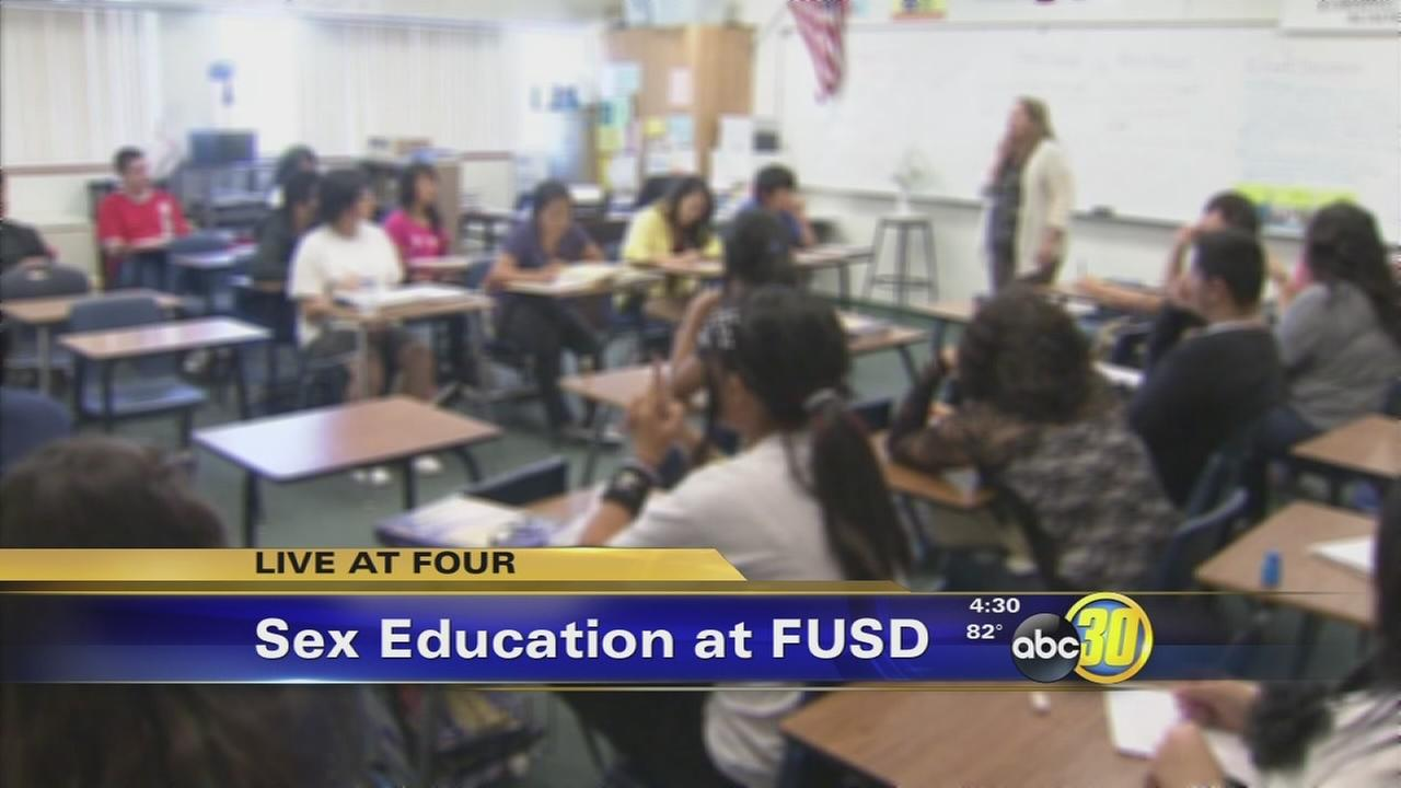 New law forces Fresno Unified to resume comprehensive sex ed classes