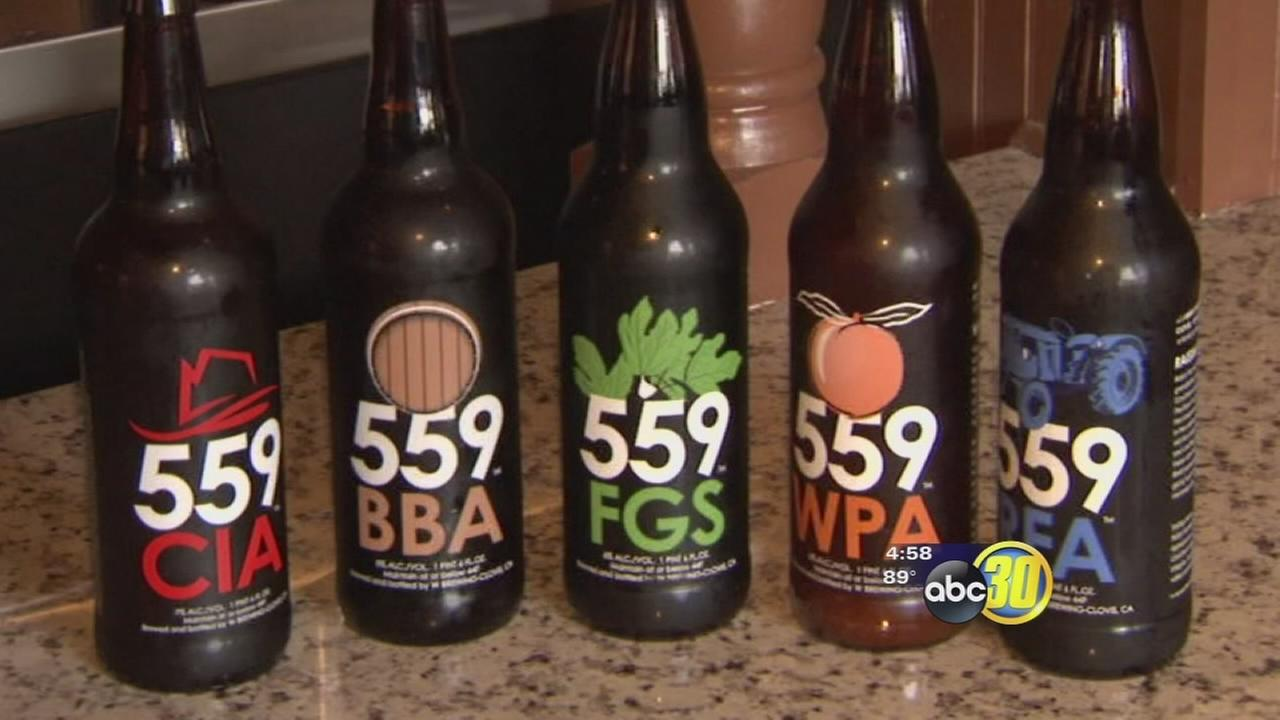 Local Brewery Branches Out with Fruit Flavors