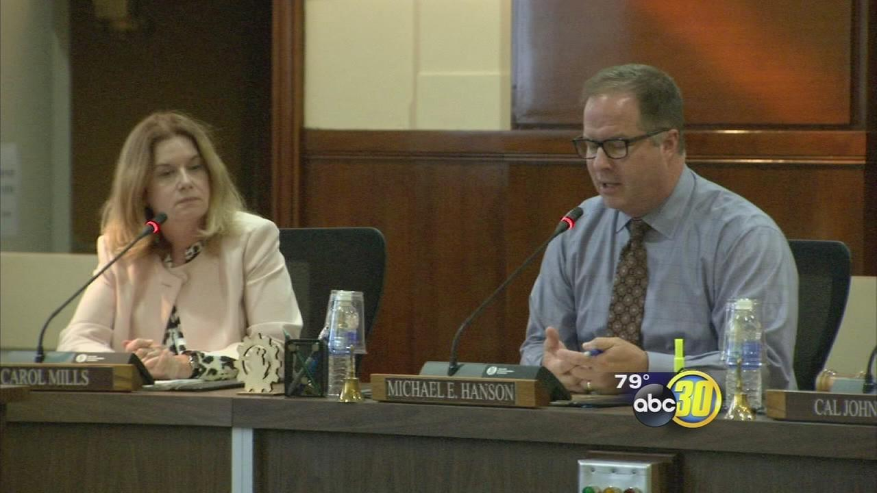 Fresno Unified holds closed door meeting that angers Fresno teachers union