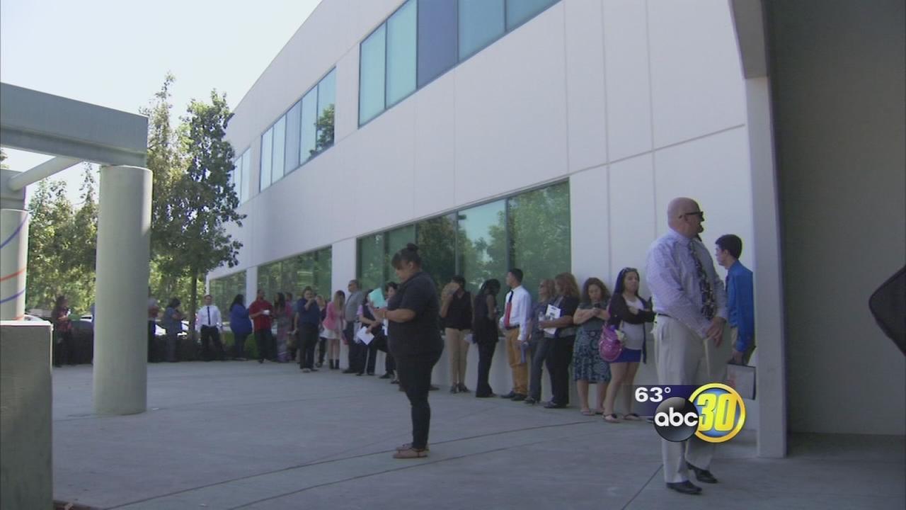 United Way of Fresno holding job fair