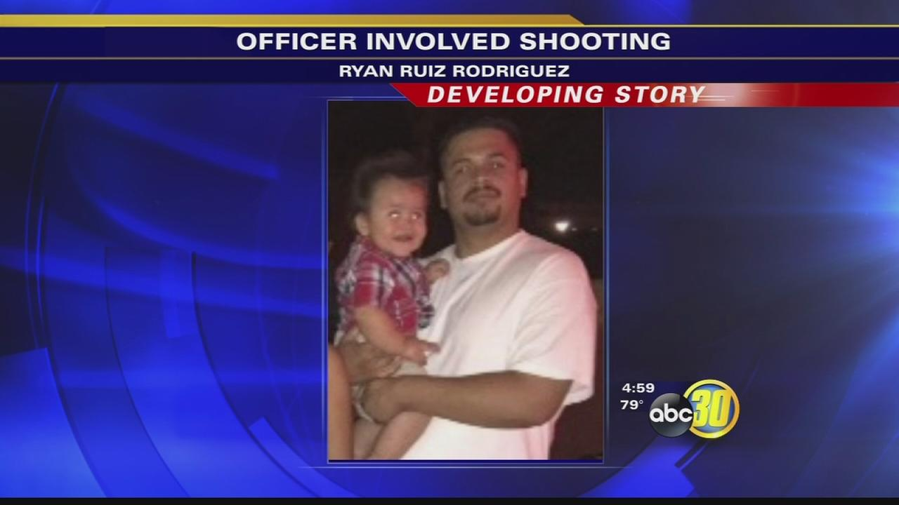 Officer involved shooting in west goshen