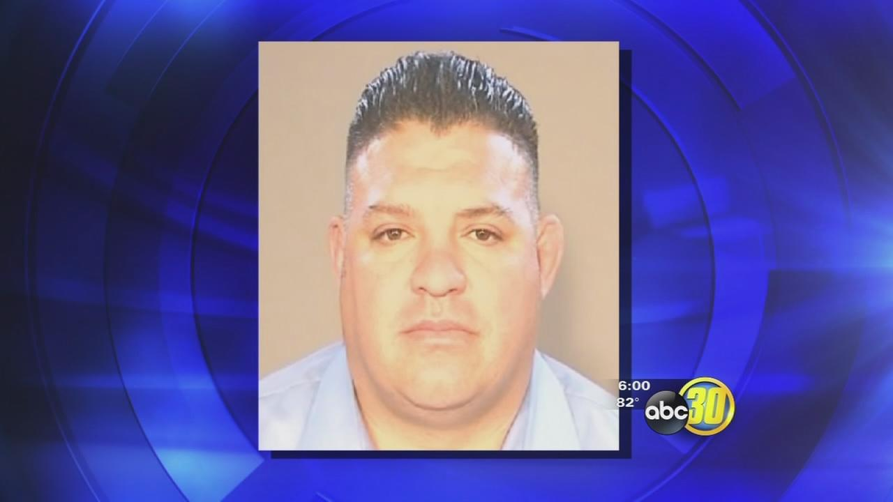 Fresno Police officer Jesse Ruelas arrested on weapons charges