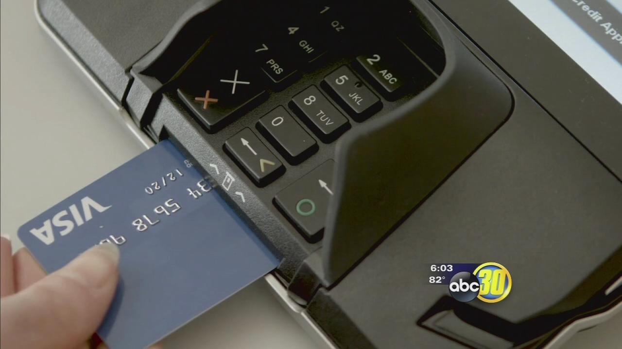 Experts warn of credit card chip scams